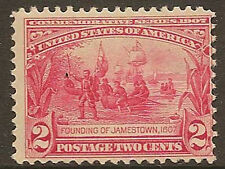 U.S. UNUSED 329    MNH                 (J367)