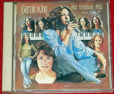 Carole King Her Greatest Hits CD Free Shipping in the USA