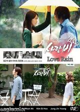 Love Rain Korean Drama (5DVDs) Excellent English & Quality!
