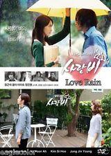 Love Rain Korean Drama (5DVDs) Excellent English & Quality!