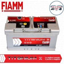 BATTERIA AUTO FIAMM TITANIUM PRO 100Ah 870A L5 100P TIPO MERCEDES
