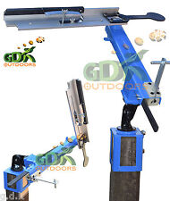 EX-DEMO, GDK 3/4 SELF COCK,POST MOUNT CLAY PIGEON TRAP,THROWER, MANUAL,BY12,
