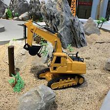 6811L Excavator Model 1:12 CAT Diecast Remote Control Engineering Kids Toy Gift
