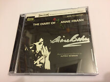 Signed! THE DIARY OF ANNE FRANK (Alfred Newman) OOP Score Soundtrack OST CD NM