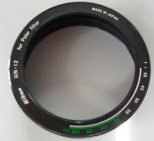 Nikon HN-12 Polarizing Filter Lens Hood