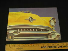 1955 Oldsmobile 88 & 98 Folder Sales Brochure