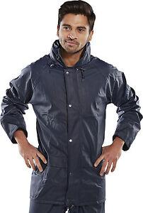 Super B-Dri BDRI SBDJ Waterproof Rain Jacket Navy Sizes S to XXXL