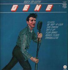 Gene Vincent(Vinyl LP)Rock On With Gene-MFP-MFP 50463-UK-VG/VG+