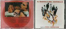 Used CD - IL DIAVOLO NEL CERVELLO - Ennio Morricone - Dagored - Dozens Listed