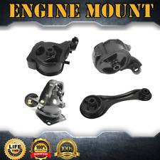 Engine Motor & Trans. Mount Complete Set 4PCS For 1991 HONDA ACCORD L4 2.2L
