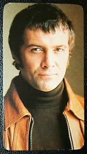 The Professionals   Lewis Collins   Superb 1970's Colour Card  Exc