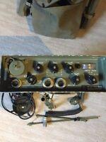 MILITARY VHF RADIO DEVICE RT-20-TC6 ROCKWELL COLLINS  PRC-515 RU20 RELATED RARE