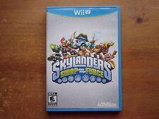 Skylanders Swap Force (Nintendo Wii U, 2013) *GAME ONLY*