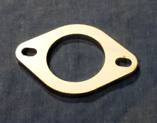 57mm x 8mm 2 bolt Stainless steel universal exhaust flange