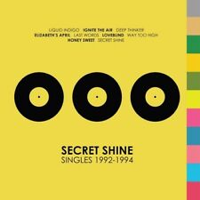 Singles: 1992-1994 * by Secret Shine (CD, Aug-2017, Saint Marie)