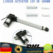 DC12V 6000N 500mm Linear Actuator Linearantrieb Elektrischer Linearmotor DE