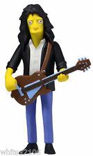 """Joe Perry Aerosmith Simpsons mayor celebridad invitado estrellas SRS 4 5"""" figura"""