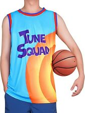 Mens Movie Space Jam A New Legacy Basketball Jersey #6 James Stitched