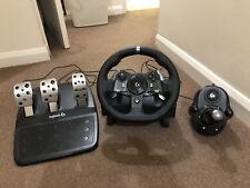 Logitech G920 Steering Wheel And Shifter Xbox One