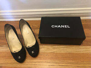 Chanel Shoes Heels Size 41 European