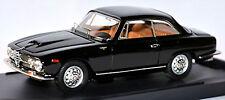 ALFA ROMEO 2000 SPRINT Coupé 1960-62 negro negro 1:43 BANG