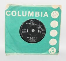 """Gerry And The Pacemakers - How Do You Do It? - 1963 Vinyl 7"""" Single - DB 4987"""