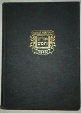 1948 Yale University Original Class Book Yearbook President George H W Bush Sr
