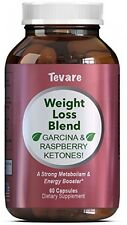 Pure and Natural Raspberry Ketones + Green Tea + Green Coffee Bean Extract + -