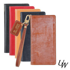 For Samsung Galaxy S21 Ultra + / URBANWEST Bridle Glossy Leather Cell Phone Case