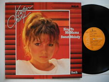 KAREN CHERYL Same s/t LP 1978 Germany Near Mint   Sing To Me Mama Sweet Melody