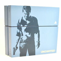 Sony PlayStation 4 PS4 500GB Uncharted 4: A Thief's End Limited Edition Console