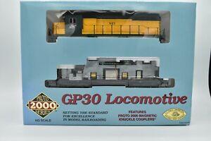 Proto 2000 23080 Chicago & Northwestern GP30 Phase II Locomotive #821 DCC Ready