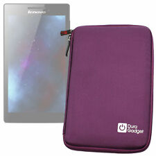 Purple Hard Shell Case for Lenovo Tab 2 A7-30, Tab 2 A7-10 & Archos 70 Copper
