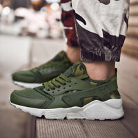 Size 7-13 Outdoor Mens Running Sneakers Casual Trainers Sports Breathable Shoes