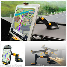 360° Rotable Car Dashboard/Windshield/Air Vent Mount Holder For All Cell Phone
