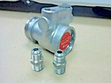 Procon, Pump, Stainless Steel, 15 To 140 Gph, 250 Max Psi, 3/8 Mf