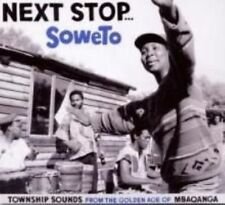 Various - Next Stop Soweto 1 CD Strut