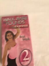 Walk Away The Pounds Express Brisk Walk VHS