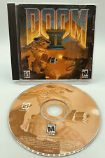 Doom 2 II  PC CD Rom Classic Late 2001 Windows Release Version Win 95/98/XP/2000