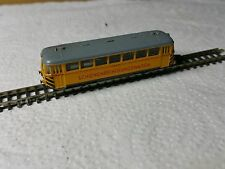 Märklin Z 8802 Reinigungsbus Schienenbus Cleaning Railcar New 5-pole motor