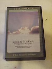 The Teaching Company God & Mankind Comparative Religions *** Please Read