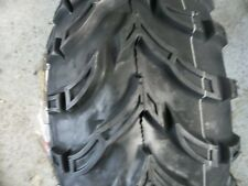 TWO ATV 24/8.00-11, 24X8x11 GBC Dirt Devils 6 Ply Four Wheeler Tires