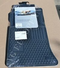 Mercedes-Benz 2010-2015 GLK Class Genuine All Season Rubber Floor Mat Sets NEW
