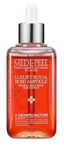 Medi-peel Luxury Royal Rose Ampoule 100ml Anti Aging Moisture for Dry skin