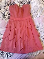 REISS Pink Cocktail Dress RRP £250