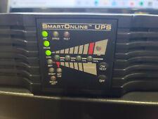 Tripp Lite SU1000RTXL2UA UPS Smart Online 1000VA 800W 100V-120V USB no/batt.