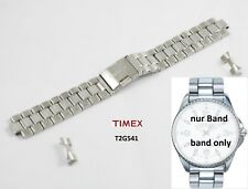 Timex Replacement Band t2g541 PERPETUAL CALENDAR SUITABLE t2g521 t2g531 t2c041