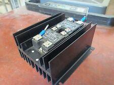 Watlow Controls Solid State Relay SSR-480-25A-DC1 480V 25A 3-32VDC Control Volts