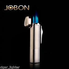 Jobon Windproof Triple Jet Torch Lighter Gas Refillable Cigar Cigarette Lighter