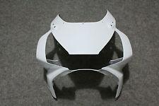 Unpainted Front Nose Top Upper Cowl Plastic Fairing For Honda CBR954RR 2002 2003